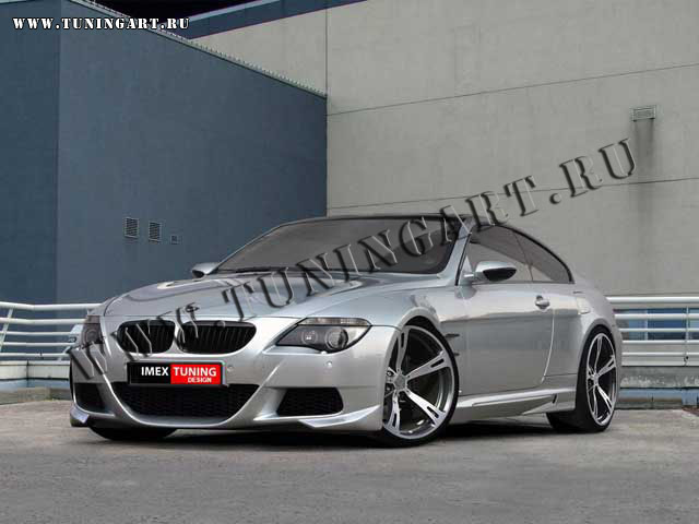Tuning Bodykit Quot Ats Quot For Bmw E63 E64