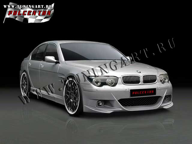 Tuning Bodykit Quot Ats Quot For Bmw E65