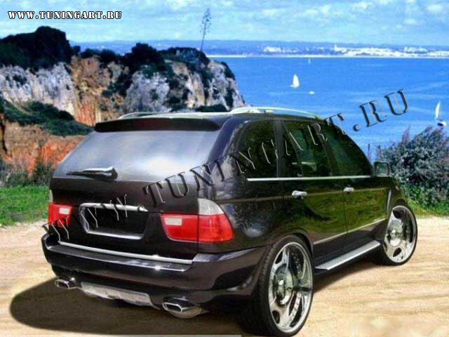tuning bodykit ats for bmw x5. Black Bedroom Furniture Sets. Home Design Ideas