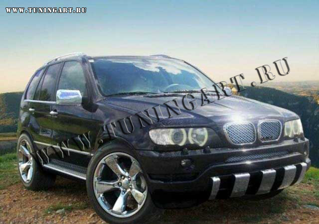 Tuning Bodykit Quot Ats Quot For Bmw X5
