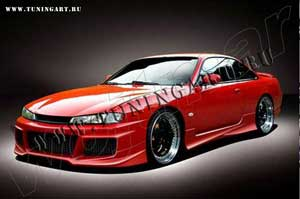 tuning for nissan 200sx ii (s14)